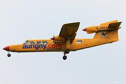 Britten-Norman BN-2A Mk3-2 Trislander Aurigny Air Services G-JOEY