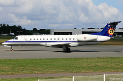 Embraer ERJ-135LR Belgium Air Force CE-02
