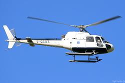 Aérospatiale AS 350B Ecureuil Heliocean F-GCQZ