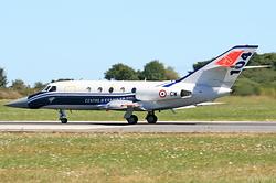 Dassault Falcon 20 C Centre d'Essais en Vol (CEV) 104 / CW / F-ZACW