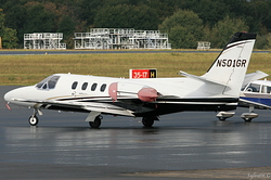 Cessna 501 Citation I/SP Bleed Air Inc N501GR