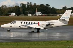 Cessna 551 Citation II/SP Triple Alpha Luftfahrt D-IRUP