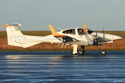 Diamond DA-42 Twin Star G-PETS