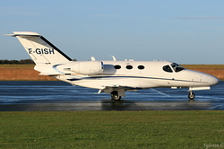 Cessna 510 Citation Mustang F-GISH