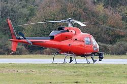 Aérospatiale AS355 Ecureuil 2 Trans Hélicoptère Service F-GTVE
