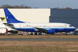 Boeing 737-53A Air Austral F-ODZJ