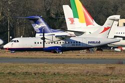ATR-42-320 Overland Airways 5N-BCR
