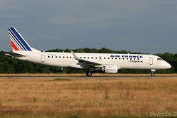 Embraer ERJ-190LR Régional Airlines F-HBLB