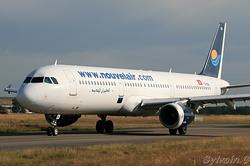 Airbus A321-211 Nouvelair TS-IQB
