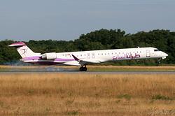 Canadair Regional Jet CRJ-900ER Sevenair TS-ISA