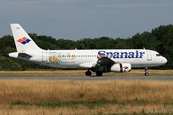 Airbus A320-232 Spanair EC-KPX