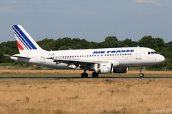 Airbus A319-111 Air France F-GRXF
