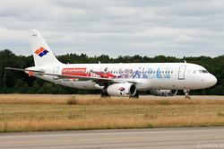 Airbus A320-232 Spanair EC-KEC
