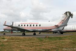 Beech 1900D Atlantique Air Assistance F-GNBR