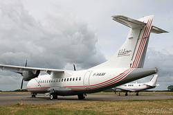 ATR 42-320 Atlantique Air Assistance F-HAAV