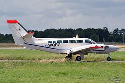 Cessna F406 Caravan II Armée de Terre 0010 / ABN / F-MABN / F-WQAY