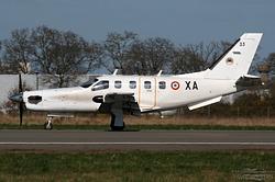Socata TBM-700 Armée de l'Air 33 / XA / F-RAXA