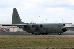 Lockheed C-130H Hercules Tunisia Air Force TS-MTB