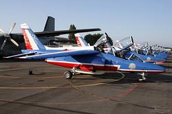 Dassault Alpha Jet E Armée de l'Air 95 / F-TERQ / 1