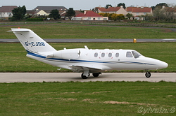 Cessna 525 CitationJet CJ1 G-CJDB