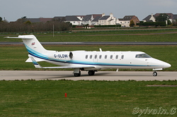 Learjet 45 Gold Air G-OLDW