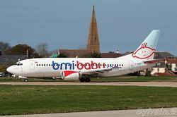 Boeing 737-37Q bmibaby G-ODSK