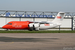 British Aerospace BAe 146-300QT Quiet Trader TNT Airways OO-TAA
