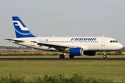 Airbus A319-112 Finnair OH-LVA