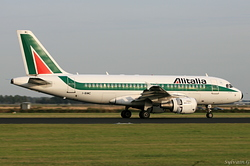Airbus A319-112 Alitalia I-BIMC