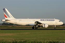 Airbus A320-211 Air France F-GFKU