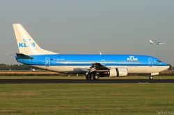 Boeing 737-306 KLM Royal Dutch Airlines PH-BTI