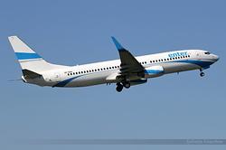 Boeing 737-8BK Enter Air SP-ENV