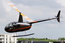 Robinson R44 F-HMJE