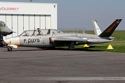 Fouga CM-170 Magister Yankee Delta 465 / F-GUYD