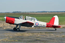 De Havilland Canada DHC-1 Chipmunk Yankee Delta F-AZPD