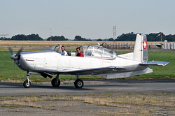 Pilatus P3-03 Yankee Delta F-AZHT