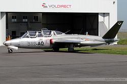 Fouga CM-170 Magister Yankee Delta 482 / 312-AQ
