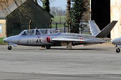 Fouga CM-170 Magister Yankee Delta 529 / 312-AX