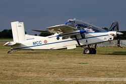 Pilatus PC-6/B2-H4 Armée de Terre 889 / MCC / F-MMCC