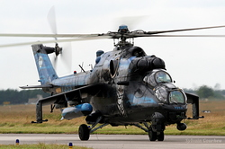 Mil Mi-35V Czech Republic Air Force 7353
