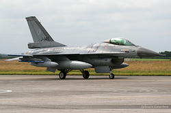 General Dynamics F-16AM Fighting Falcon Netherlands Air Force J-146