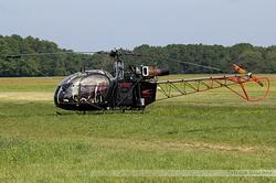 Aérospatiale SA-313B Alouette ll ABC Hélicoptères F-GKBS