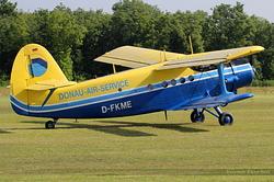 Antonov An-2T Donau-Air-Service D-FKME
