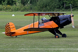 Bücker CASA Bu-1131 E Jungmann F-AZTT