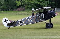 Fokker D7 F-AZLM