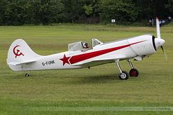 Yakovlev Yak-50 Aerostars G-FUNK