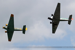 Junkers 352L F-AZJU & Junkers Ju-52 Ju-Air HB-HOP