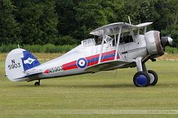 Gloster Gladiator MkII G-GLAD