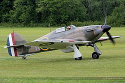 Hawker Hurricane IIa F-AZXR