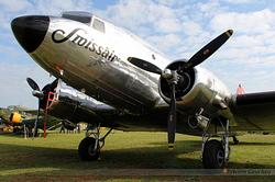 Douglas DC-3 Swissair N431HM